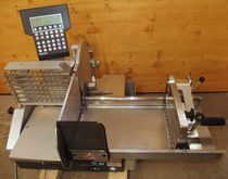 Bizerba A404 Cold-meat slicing