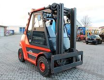 2000 Linde H 60 T 3.+4. Gas for