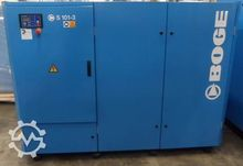 BOGE S 101 -3 Screw compressor