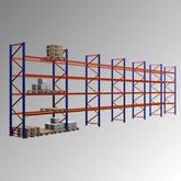 Pallet rack - 6380x11300x1100mm