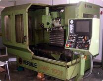 1989 Hermle UWF 1001 CNC millin