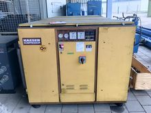 1988 Kaeser BS 50 Screw air com