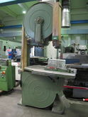 1961 Bauerle BS 80 band saw