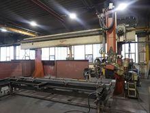 1991 Limat RT 280-6 welding rob