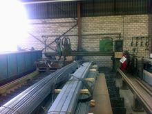 Zinser 3005 CNC 920 Flame Cutti