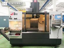2011 HAAS VF-3YT CNC Milling Ce