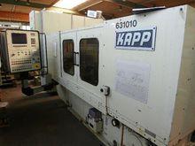 1987 Kapp VAS 482 Gear grinding