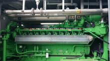 JENBACHER 320 Container Set Gas