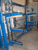 2015 Barth RPG 3001 Frame press