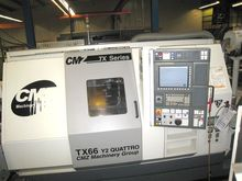 2011 CMZ TX 66 Y2 QUATTRO CNC T