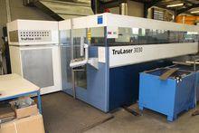 2010 TRUMPF TruLaser 3030 - 4 k