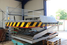 2013 Altek 4x2m 5to Scissor lif
