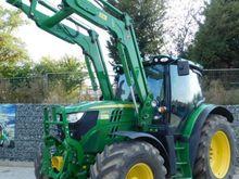 2014 John Deere H340 MSL 6125 R