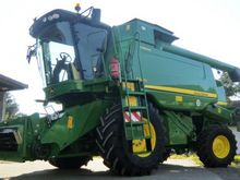 2012 John Deere T 560 HM i mit