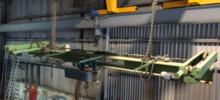 1991 DEMAG  Used Overhead Crane