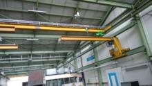 STAHL Used Overhead Crane