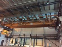 1984 TAKRAF Used Overhead Crane