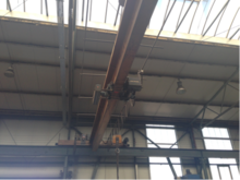 1997 DEMAG Used Overhead Crane