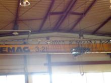 1998 Demag DEMAG Used Overhead