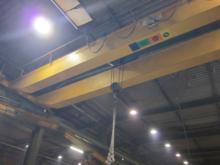 WÖHR/DEMAG Used Overhead Crane