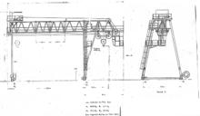 LIEBHERR 10 t x 9 - 15 + 4 m