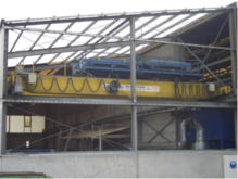 1996 SCHEFFER Used Overhead Cra