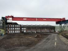 2011 VOITH Used Overhead Crane