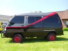 1997 Cushman Mini Van Personnel