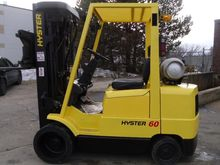 Used 1999 LP Gas Hys