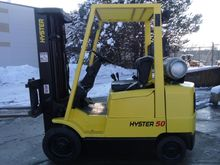 Used 1998 LP Gas Hys