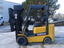 Used 2000 LP Gas Cat