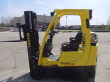 2013 LP Gas Hyster S40FTS Cushi