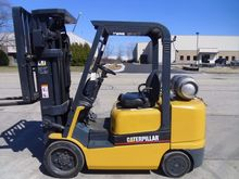 Used 2002 LP Gas Cat