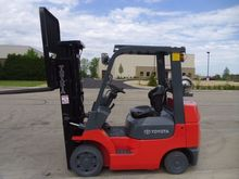 Used 2001 LP Gas Toy