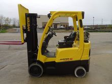 2012 LP Gas Hyster S50FT Cushio