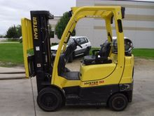 2010 LP Gas Hyster S50FT Cushio