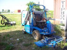 2005 BCS MA.TRA 205 Lawn tracto