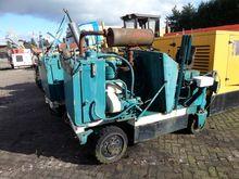 1986 Wirtgen SF5000 need repair