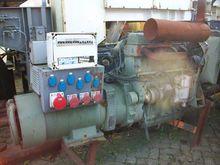 Used 1992 MAN 60 kva