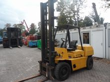 Used 1992 Hyster H4.