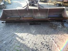 Used 1990 Bak 3600 m