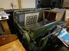 1968 Krause Hand Fed Platen (19