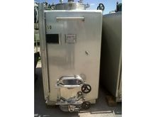 CLOSED TANK INOX 50 HL ICC