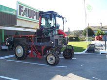 DEROT ENJAMBEUR 3 ROWS 4WD