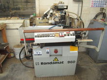 Rondamat Automatic 12in Grinder