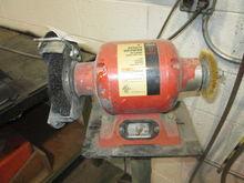 Sunex Tools 6in Bench Grinder,