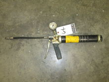 Abnox Hydro Grease Gun, w/ PSI