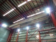 2x Kone Cranes 20T Overhead Tra