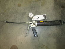 Abnox Hydro Grease Gun, w/ PSI