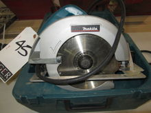 Makita Circular Saw, M/N- 5007F